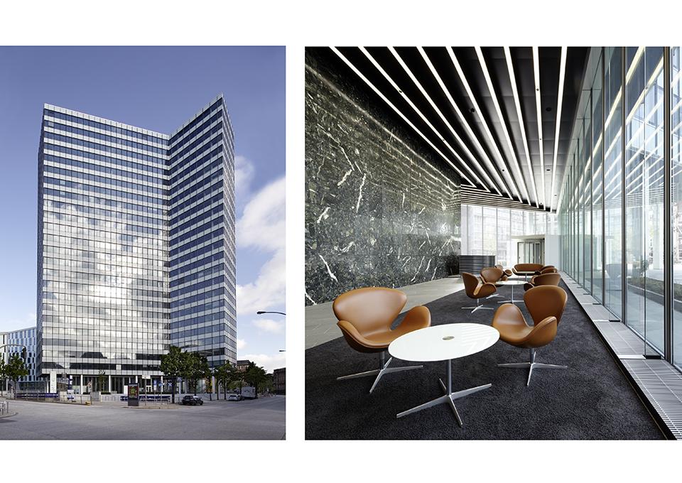 Banken / Büros - Jochen Stüber Fotografie Architektur Interieur