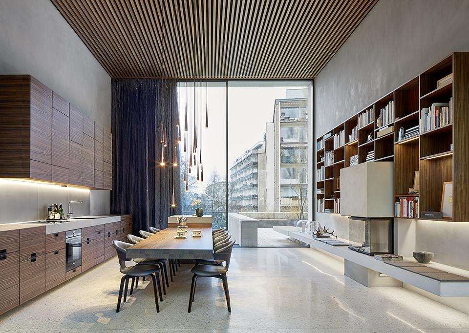 Wohnhaus Palmaille, Walter Gebhardt Architekt